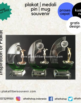 Plakat Kristal Trophy Golf