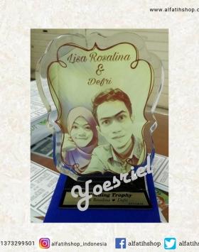 plakat pernikahan