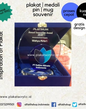 Plakat Akrilik Annual Innovation Award