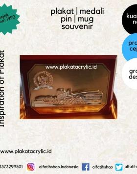 Plakat Kayu DPD RI